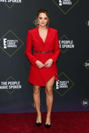 Hunter King - 2019 E! People's Choice Awards in Santa Monica