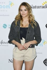 Hunter King - 2nd Annual Bloom Summit in Beverly Hills