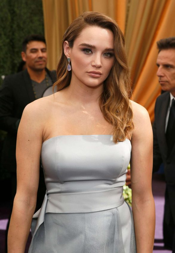 Hunter King - 2019 Emmy Awards in Los Angeles