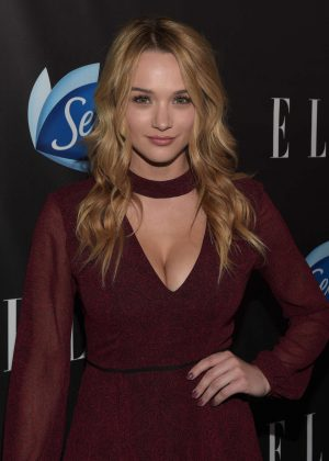 Hunter King - ELLE Hosts Women In Comedy Event in West Hollywood