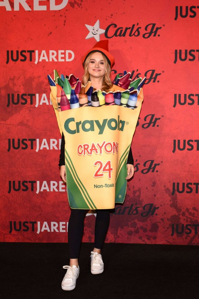 Hunter King - Just Jared's 7th Annual Halloween Party in LA