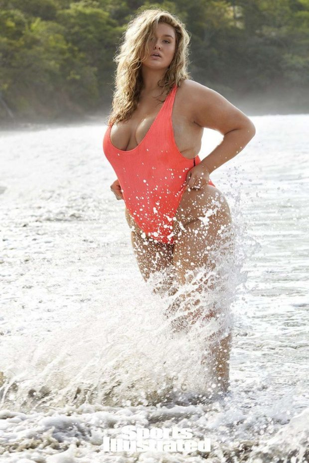 Hunter McGrady - Sports Illustrated Swimsuit 2019