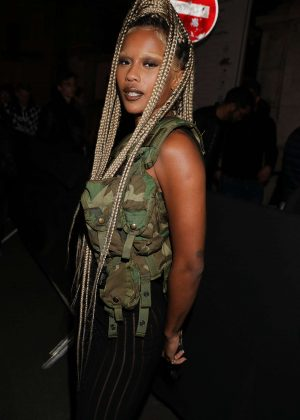 IAMDDB - Etam Fashion Show in Paris