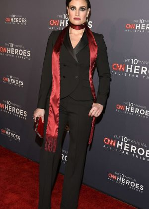 Idina Menzel - 10 Annual CNN Heroes: An All-Star Tribute in New York