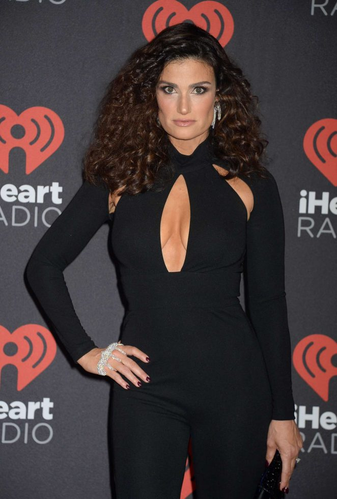 Idina Menzel – 2016 iHeartRadio Music Festival Day 2 in Las Vegas