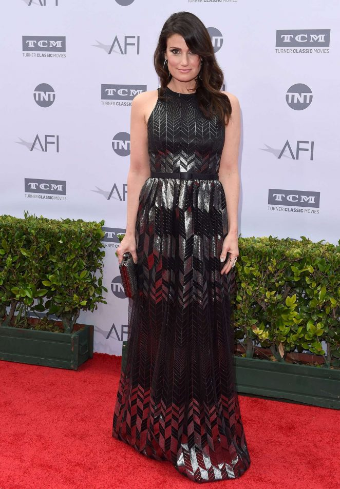 Idina Menzel – AFI John Williams Gala 2016 in Hollywood