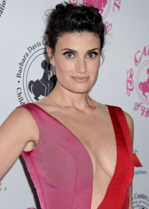 Idina Menzel - Carousel of Hope Ball 2016 in Beverly Hills