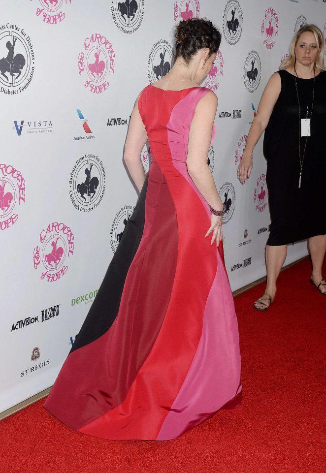Idina Menzel: Carousel of Hope Ball 2016 -09