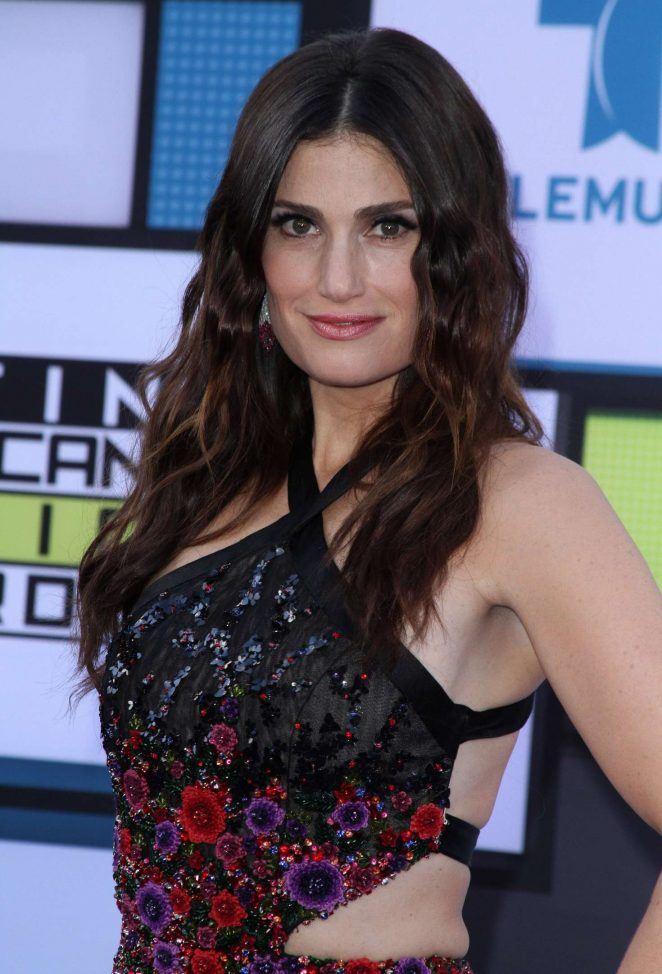 Idina Menzel - Latin American Music Awards 2016 in Los Angeles