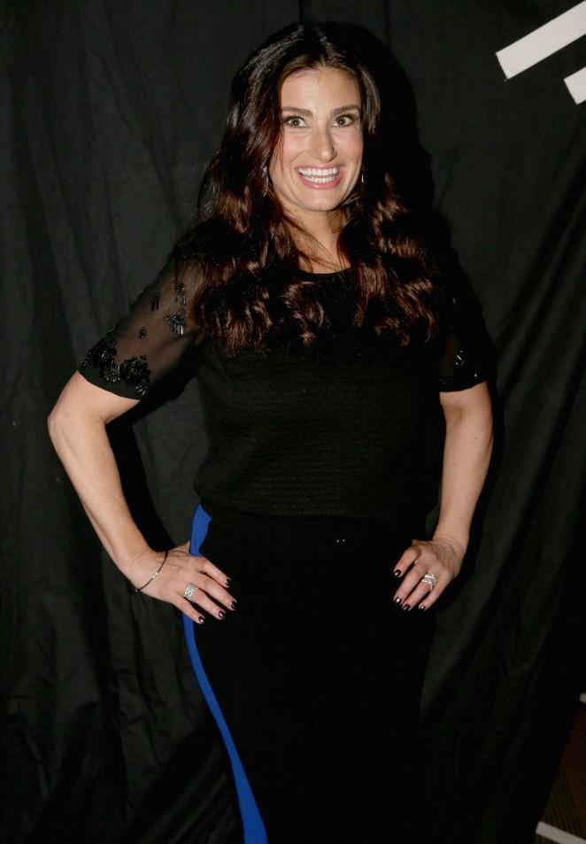 Idina Menzel – Pepsi Super Bowl XLIX Halftime Show Press Conference in Phoenix