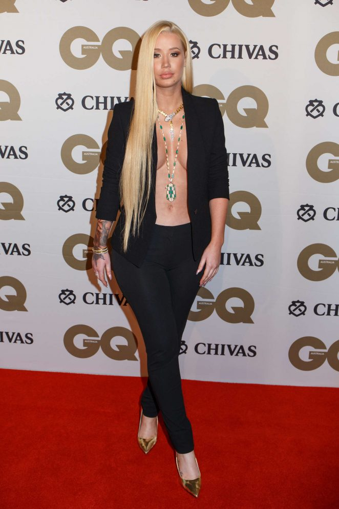 Iggy Azalea – 2016 GQ Men of The Year Awards in Sydney