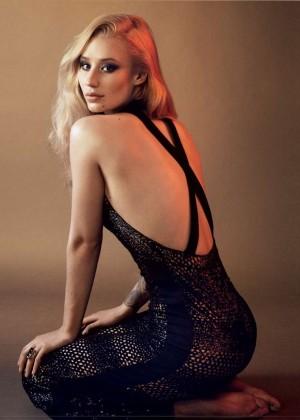 Iggy Azalea by Mikael Jansson for Vogue (April 2015)