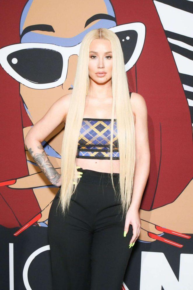 Iggy Azalea – Fashion Nova x Cardi B Event in Hollywood