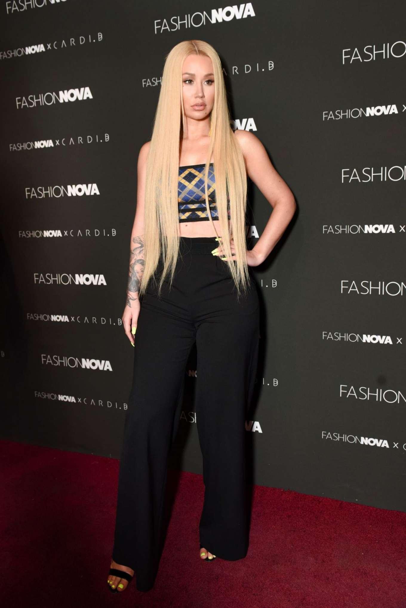 Iggy Azalea 2018 : Iggy Azalea: Fashion Nova x Cardi B Event -04