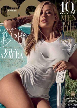 Iggy Azalea - GQ Australia Magazine (December 2016)