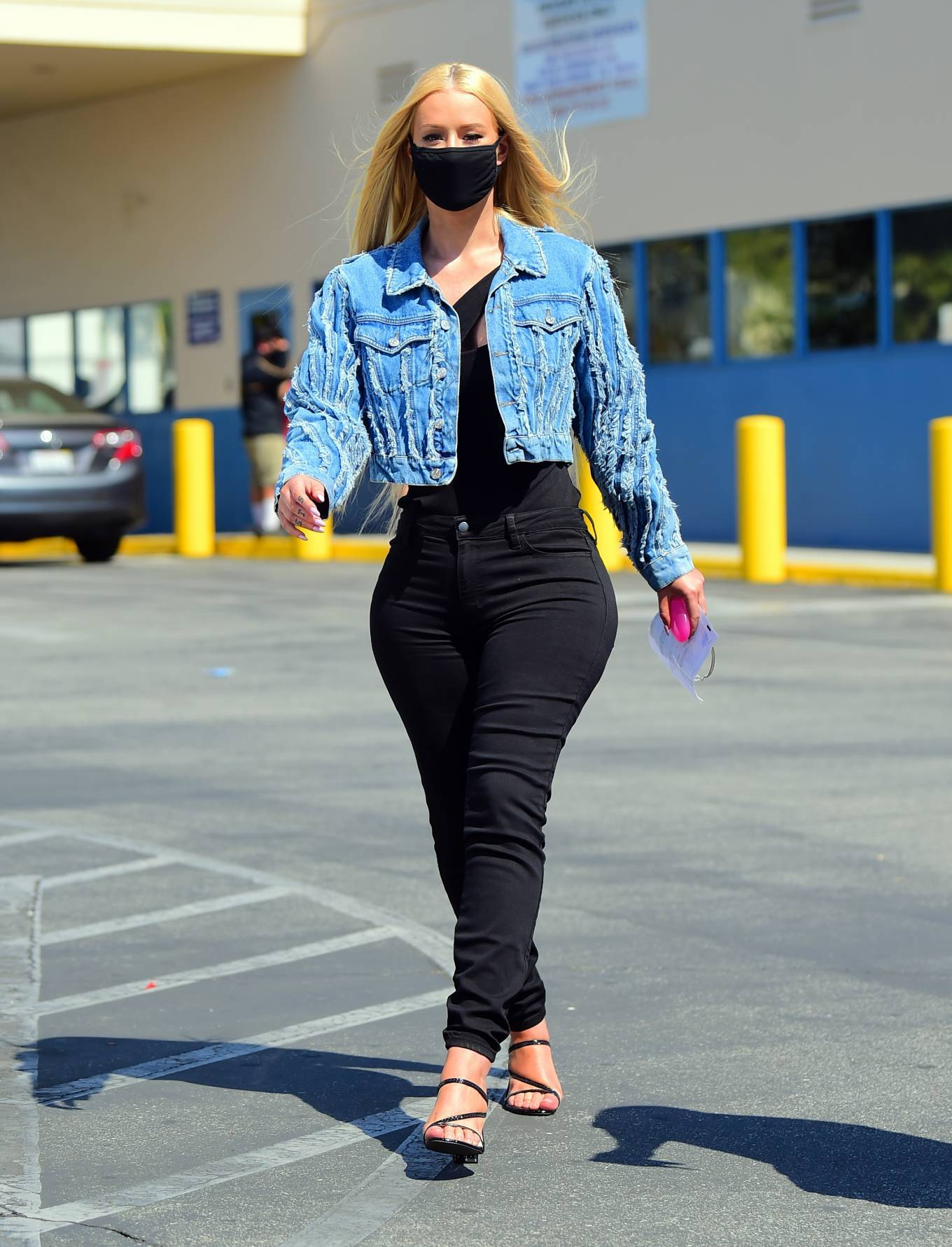 Iggy Azalea 2020 : Iggy Azalea – Hits the DMV in Hollywood-02