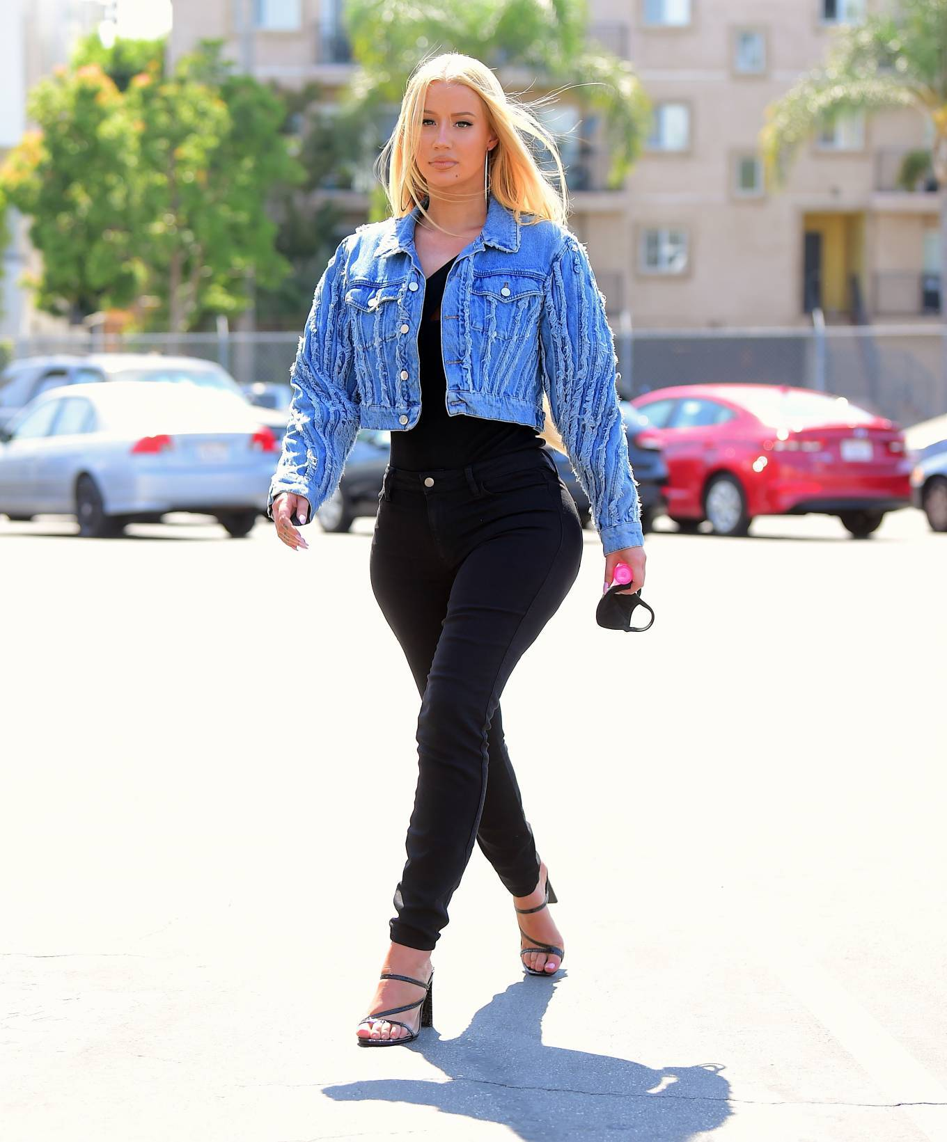 Iggy Azalea 2020 : Iggy Azalea – Hits the DMV in Hollywood-13