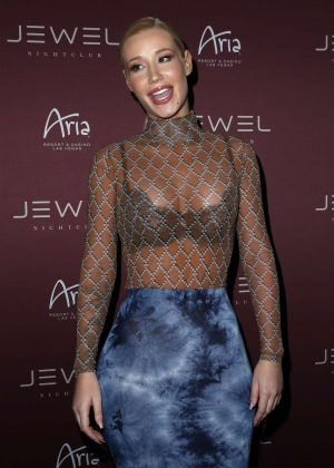 Iggy Azalea - Jewel Nightclub For Special Live Performance in Las Vegas
