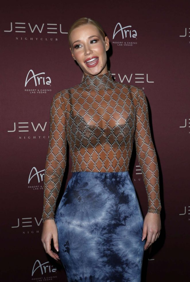 Iggy Azalea – Jewel Nightclub For Special Live Performance in Las Vegas