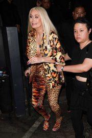 Iggy Azalea - Leaving Nightingale Nightclub in West Hollywood