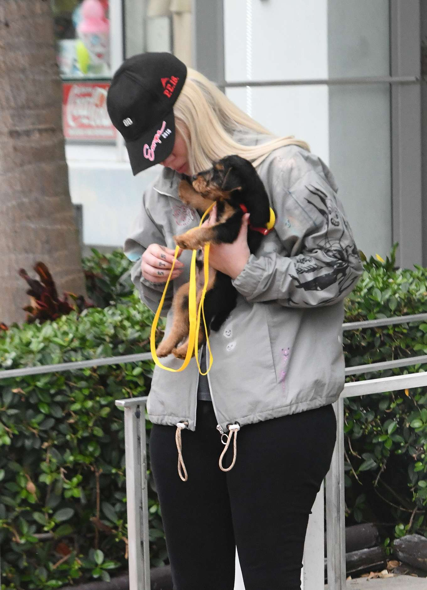 Iggy Azalea - Out and about in Miami