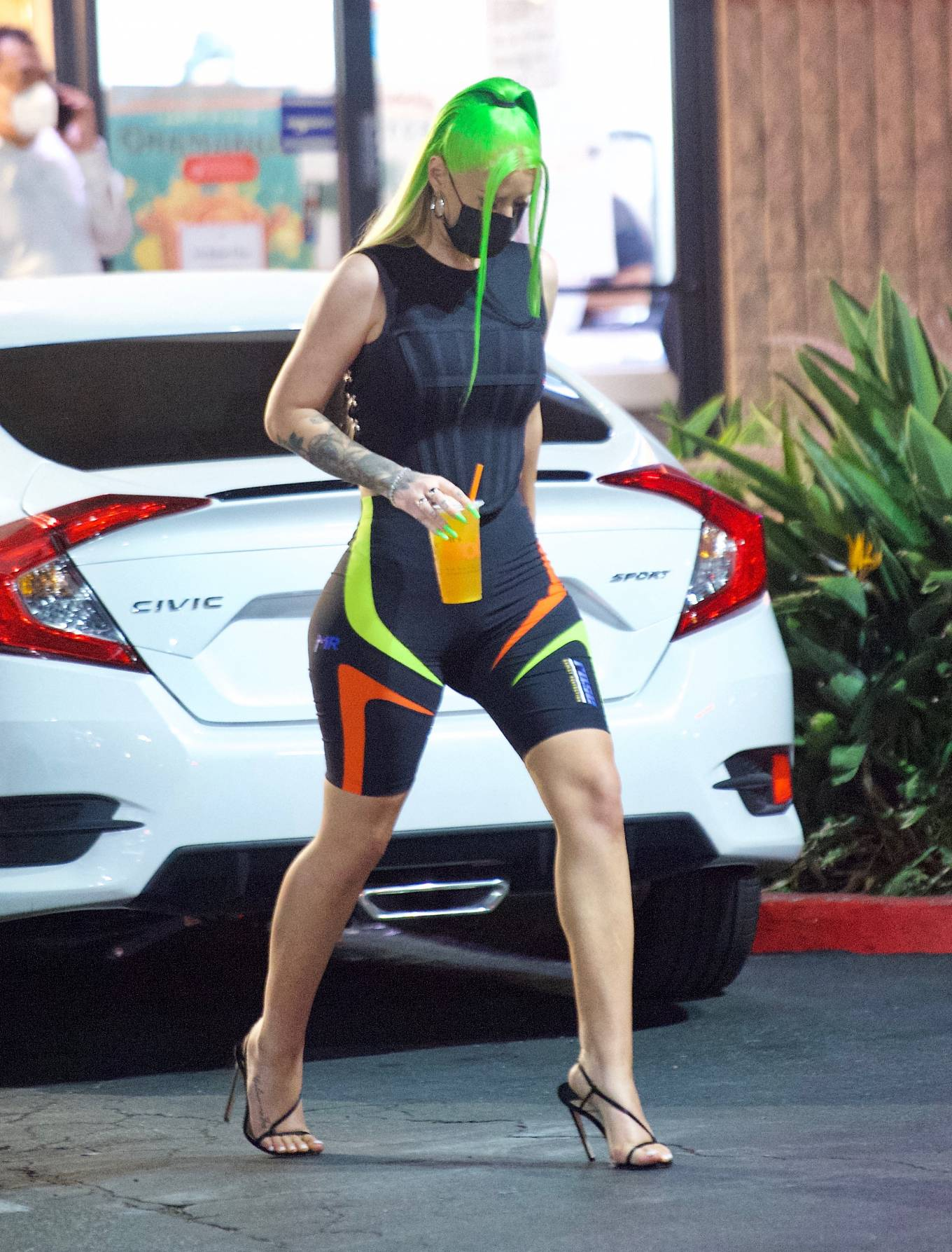 Iggy Azalea 2021 : Iggy Azalea – Out in Hollywood-06