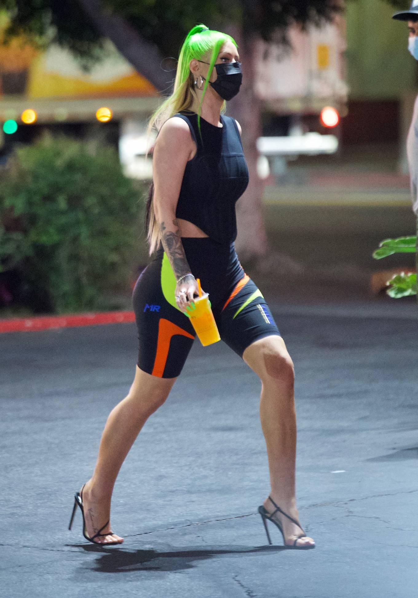 Iggy Azalea 2021 : Iggy Azalea – Out in Hollywood-08