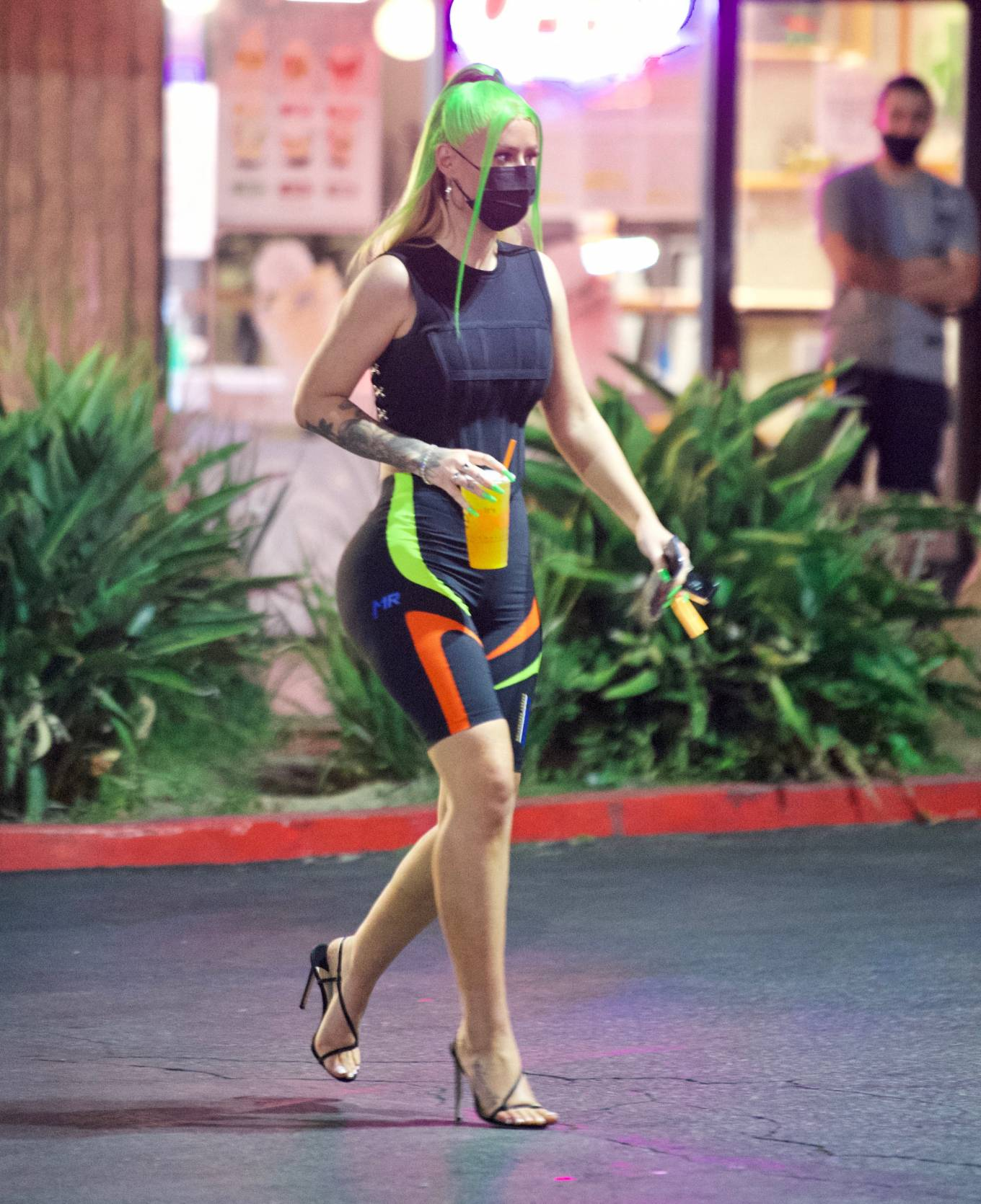 Iggy Azalea 2021 : Iggy Azalea – Out in Hollywood-11
