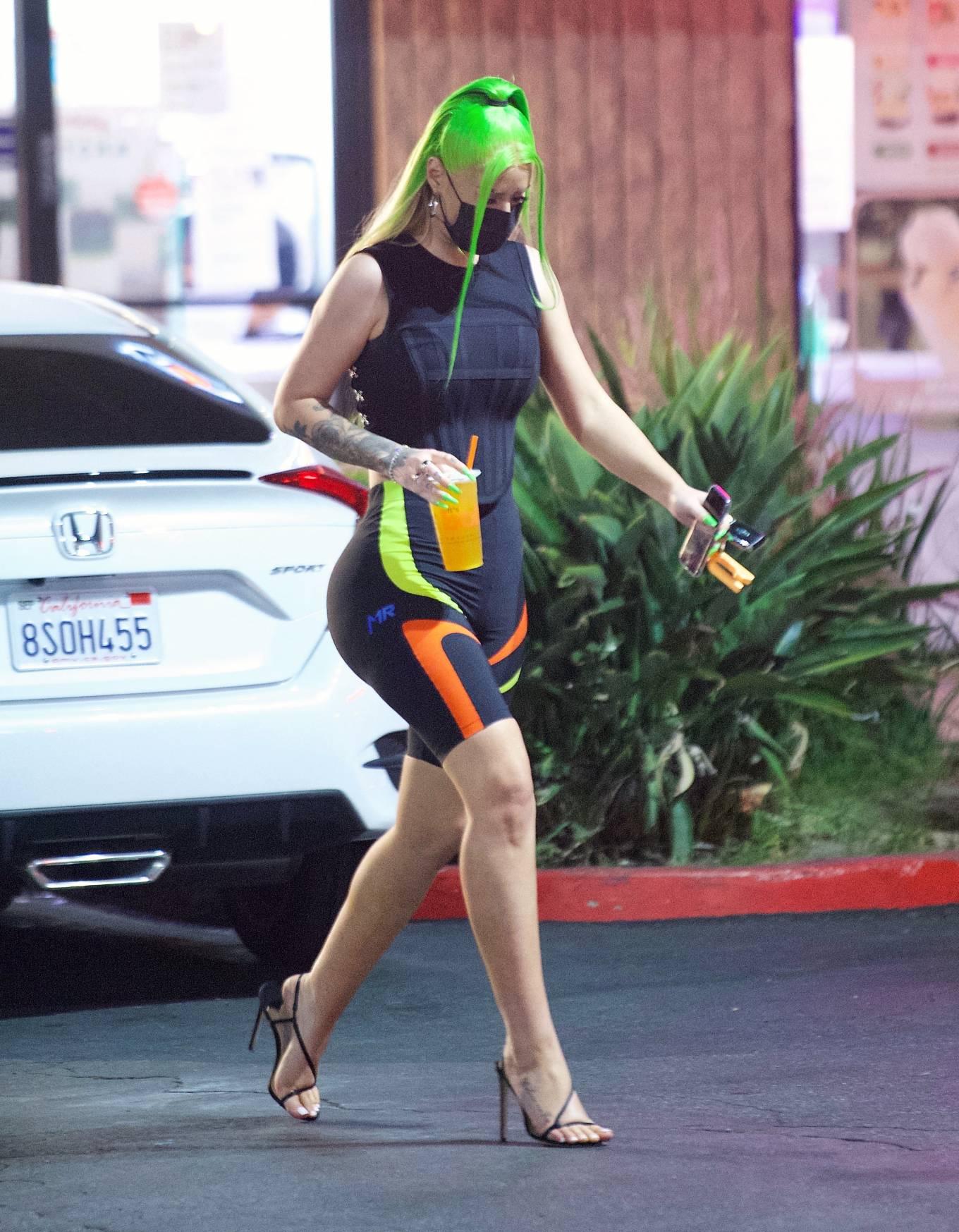 Iggy Azalea 2021 : Iggy Azalea – Out in Hollywood-15
