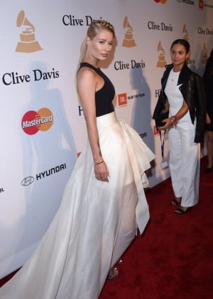Iggy Azalea - Pre-GRAMMY Gala and Salute To Industry Icons in Los Angeles