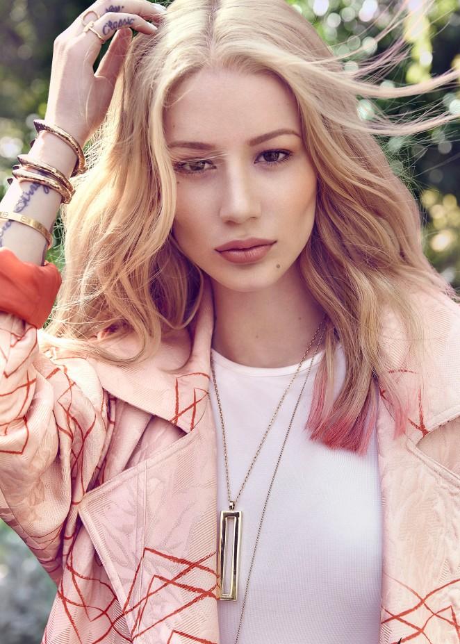 Iggy Azalea - Seventeen Magazine (September 2015)