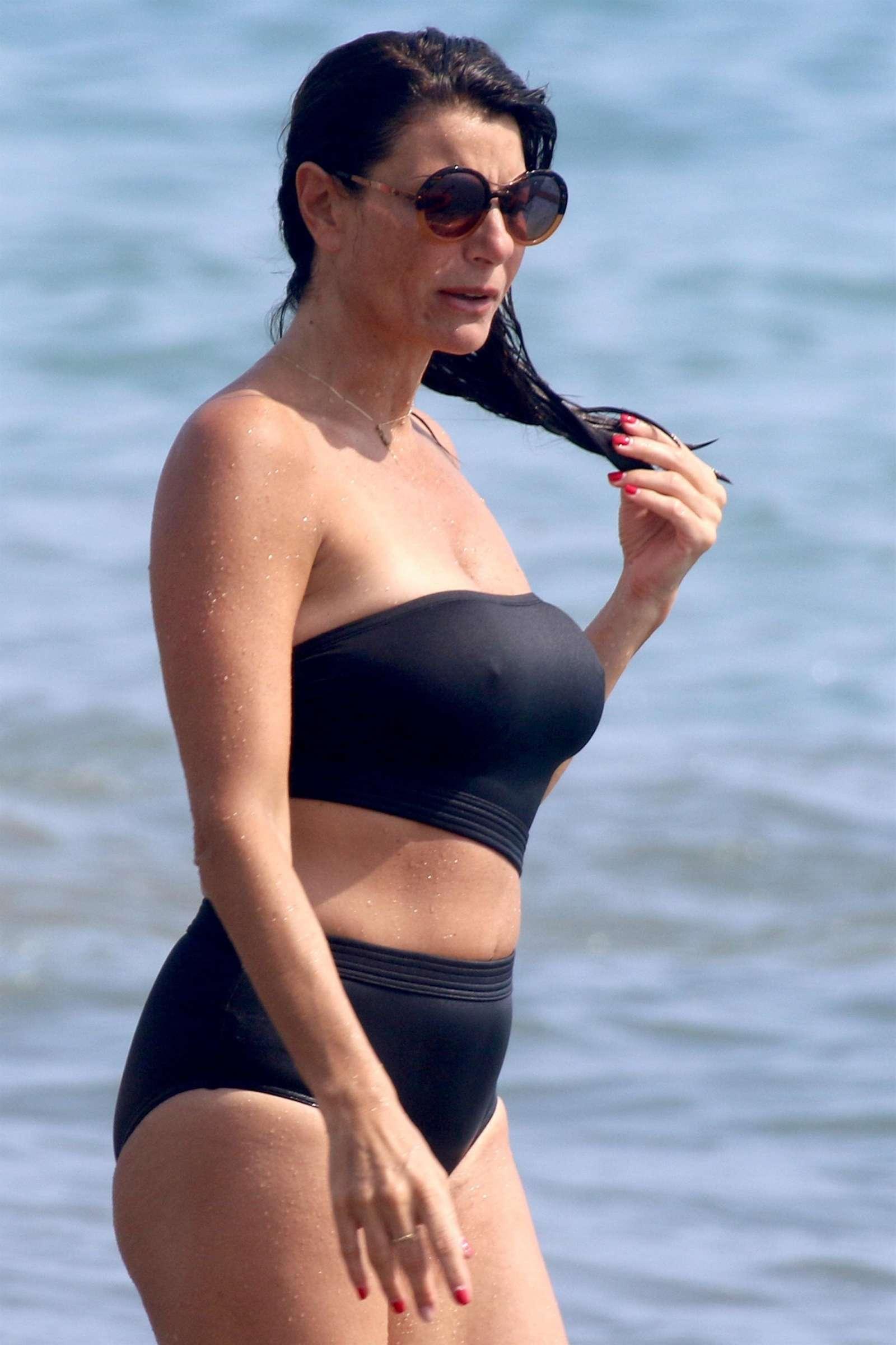 Bikini Ilaria D?Amico naked (58 pics), Boobs