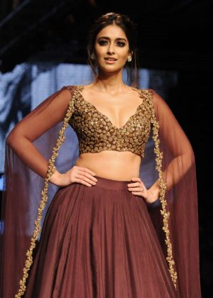 Ileana D'Cruz - Lakme Fashion Week 2016 in Mumbai