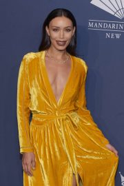 Ilfenesh Hadera - 22nd annual amfAR Gala Benefit for AIDS Research in NYC