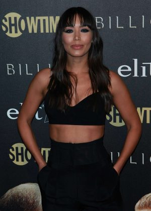 Ilfenesh Hadera - 'Billions' Premiere Season 2 in New York