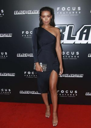 Ilfenesh Hadera - 'BlacKkKlansman' Premiere in New York