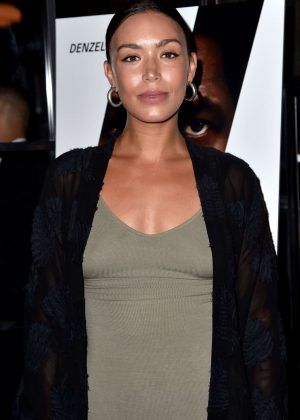 Ilfenesh Hadera - 'The Equalizer 2' Premiere in Los Angeles