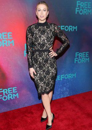 Iliza Shlesinger - 2017 Freeform Upfront in New York