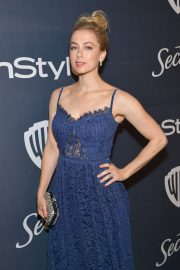 Iliza Shlesinger - 2020 InStyle and Warner Bros Golden Globes Party in Beverly Hills
