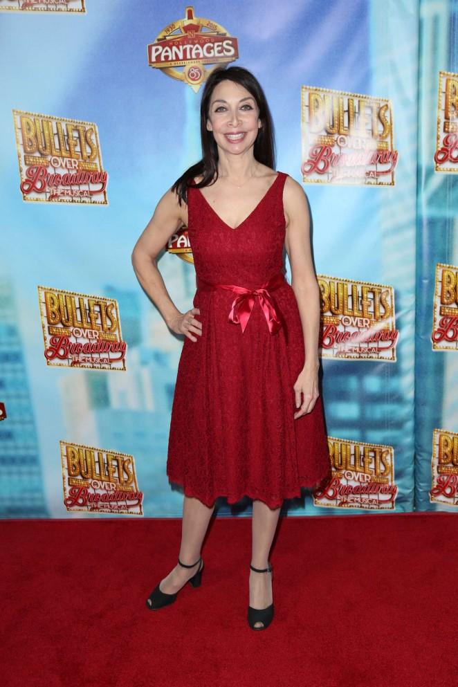 Illeana Douglas - 'Bullets Over Broadway' Premiere in LA