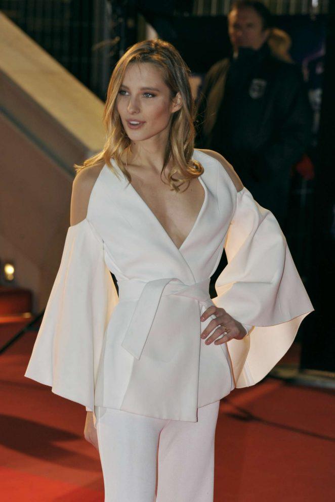 Ilona Smet Nrj Music Awards 2016 In Cannes