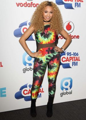 Imani - Capital's Summertime Ball with Vodafone 2016 in London