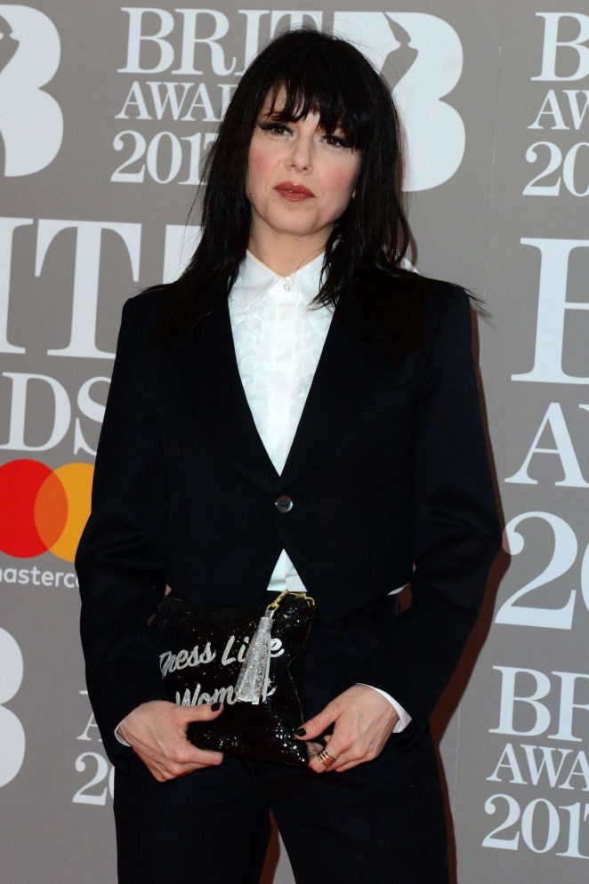 Imelda May - BRIT Awards 2017 in London