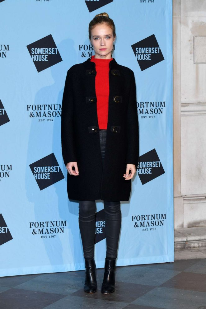 Immy Waterhouse - Fortnum and Mason VIP Launch Party in London