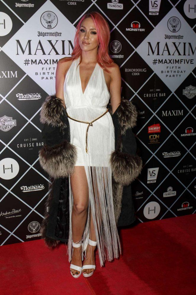 Imogen Anthony - Maxim Magazine Fifth Birthday Party in Sydney
