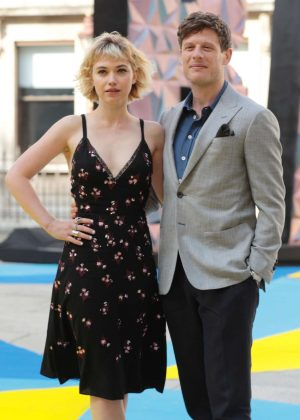 Imogen Poots - Royal Academy of Arts Summer Exhibition Preview Party in London