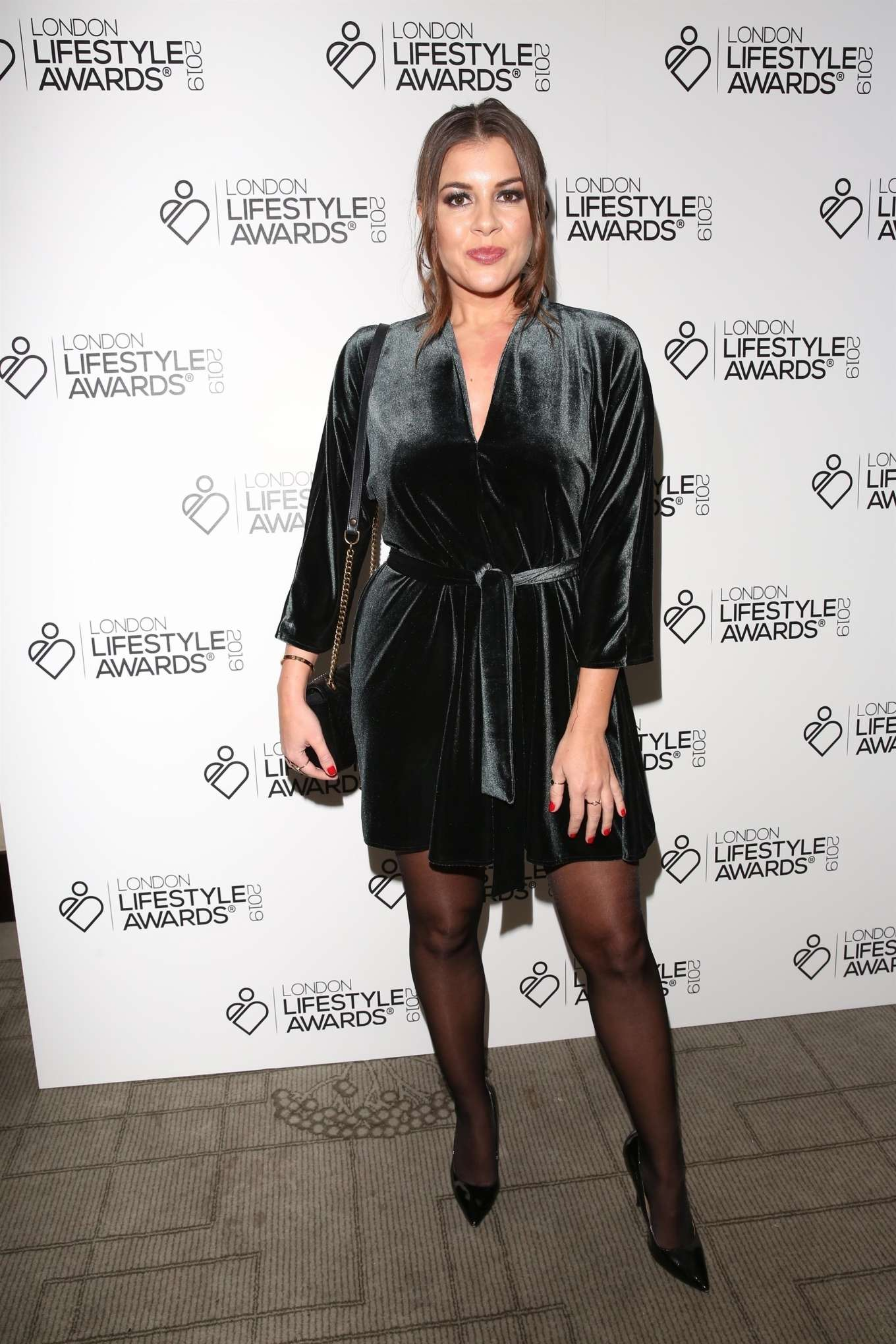 Imogen Thomas 2019 : Imogen Thomas – London Lifestyle Awards 2019-02