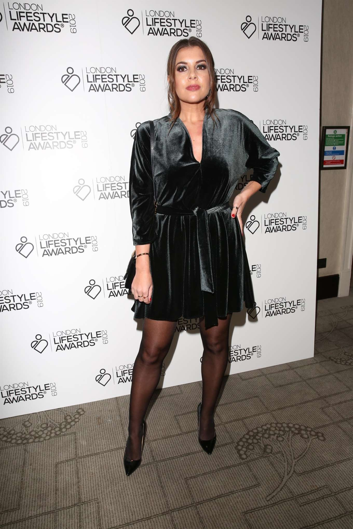 Imogen Thomas 2019 : Imogen Thomas – London Lifestyle Awards 2019-14