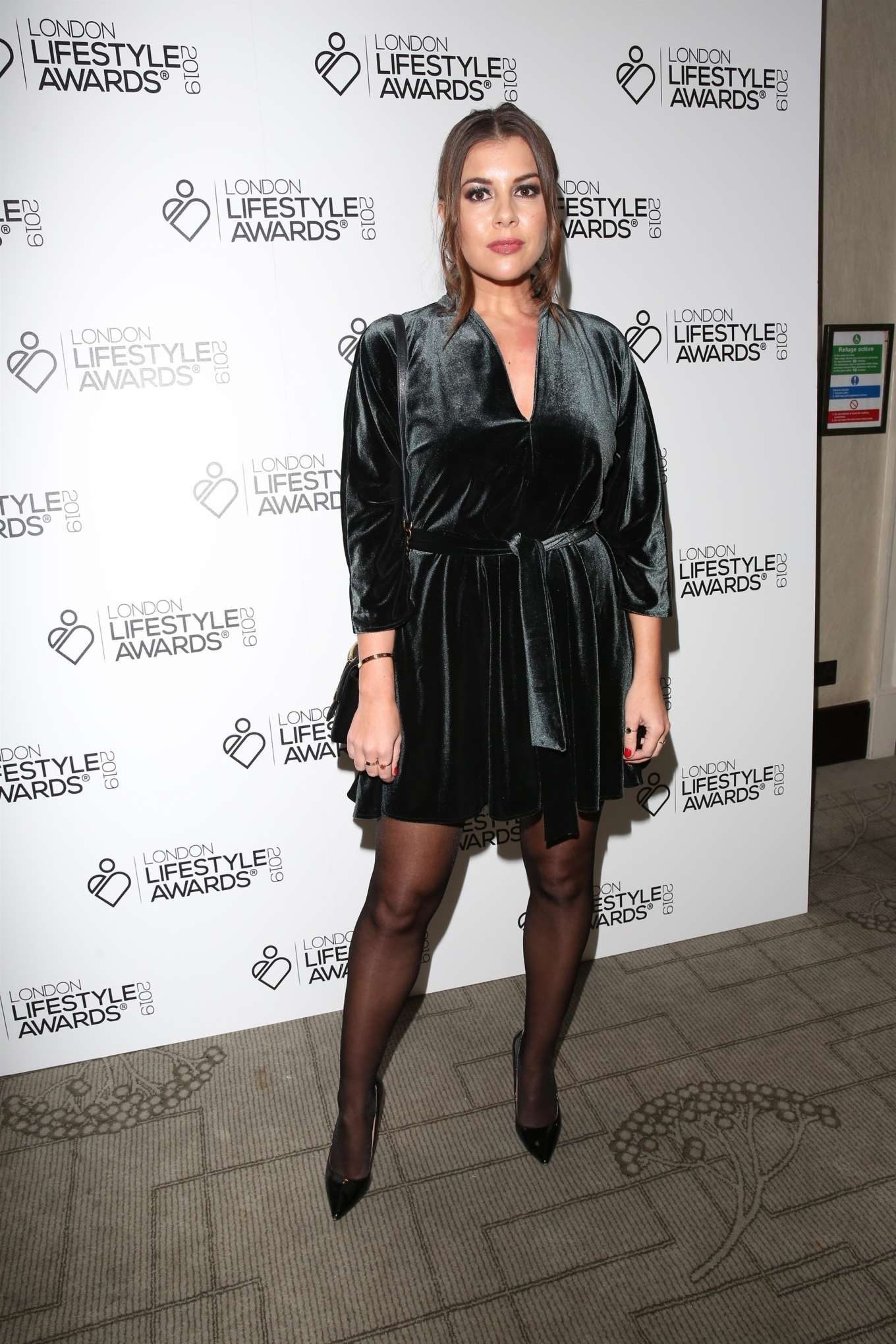 Imogen Thomas 2019 : Imogen Thomas – London Lifestyle Awards 2019-19