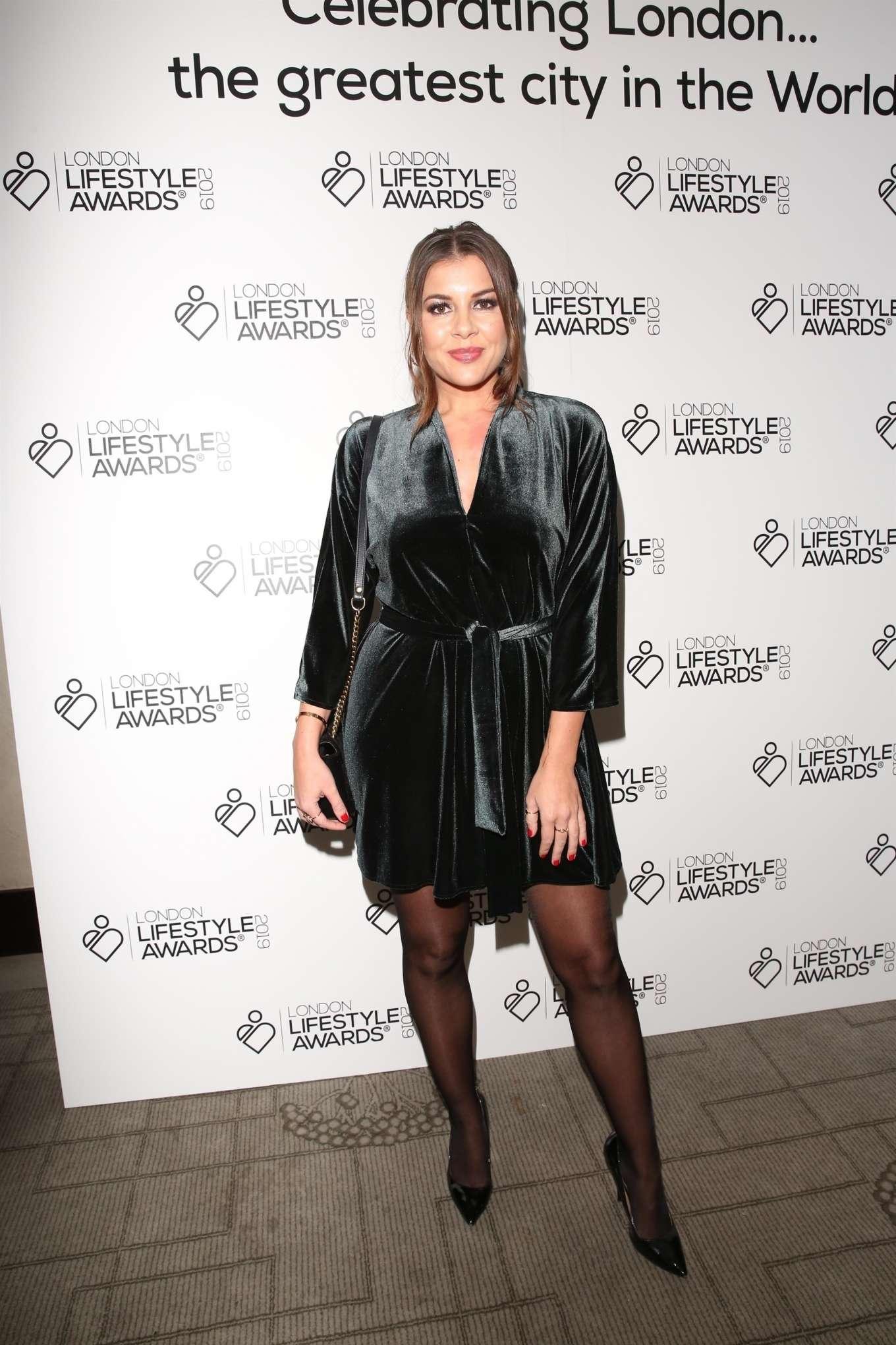Imogen Thomas 2019 : Imogen Thomas – London Lifestyle Awards 2019-20